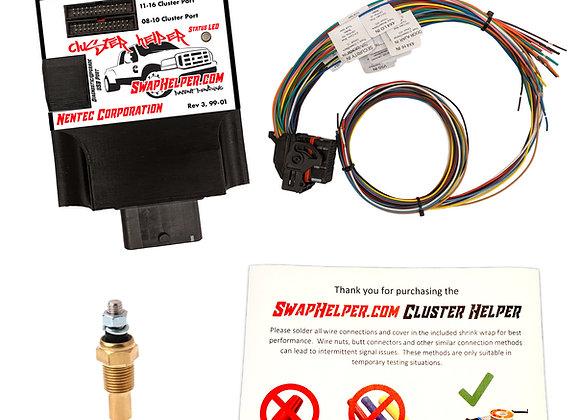 SwapHelper.com Cluster Helper