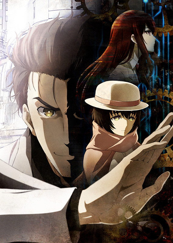 steins;gate 0 promotional picture