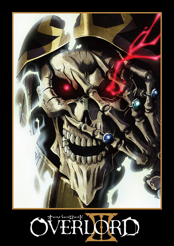 overlord season 3 promotional picture