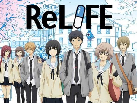 ReLIFE: Kanketsu-hen