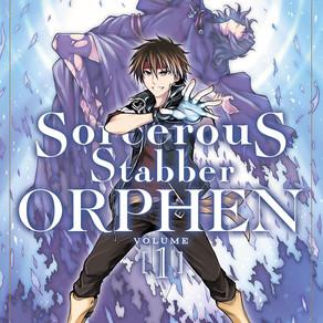 Majutsushi Orphen Hagure Tabi (Sorcerous Stabber Orphen)