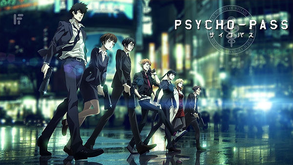 Psycho-Pass anime promotional picture