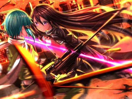 Sword Art Online Alternative:Gun Gale Online