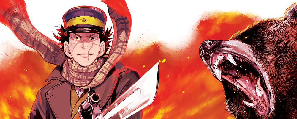 golden kamuy promotional picture
