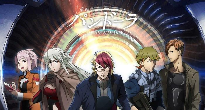 juushinki pandora promotional picture