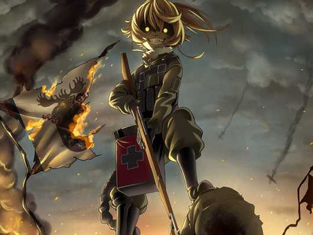 Youjo Senki (The Saga of Tanya the Evil)