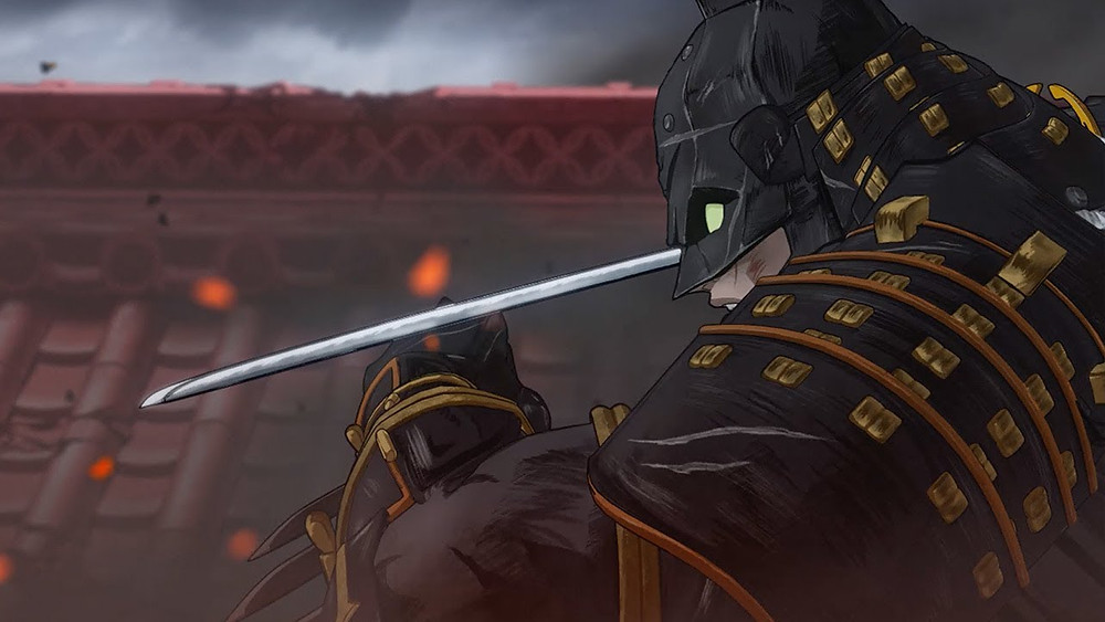 batman ninja preview picture