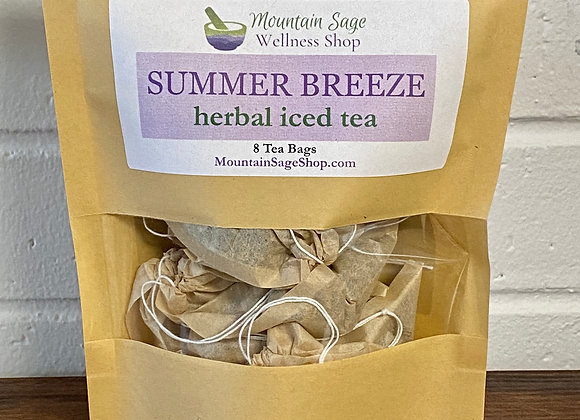 Summer Breeze Herbal Iced Tea
