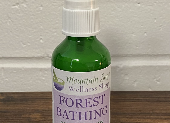 Forest Bathing Aromatherapy Spritz