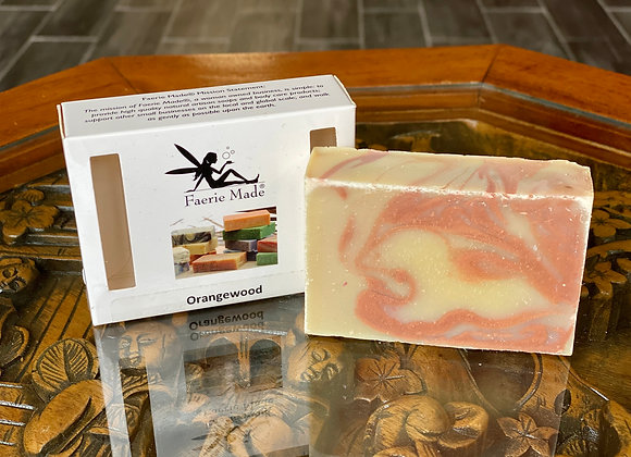 Orangewood Handmade Soap