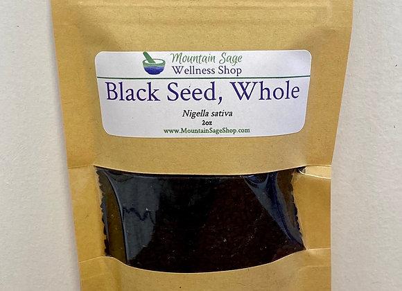 Organic Black Seed ∣ Herb Shop ∣ Bulk Herbs ∣ Organic Herbs ∣ Mountain Sage Wellness Shop