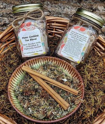 Moon Goddess Herbal Tea Blend