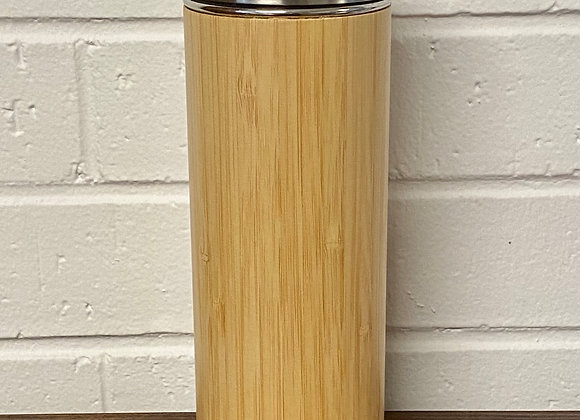 Bamboo Eco-friendly Tea Travel Mug Mountain Sage Wellness Shop Organic Herbs