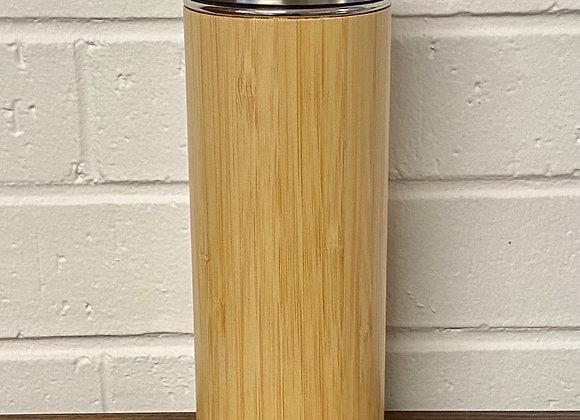 Bamboo Eco-friendly Tea Travel Mug Mountain Sage Wellness Shop Organic Herbs