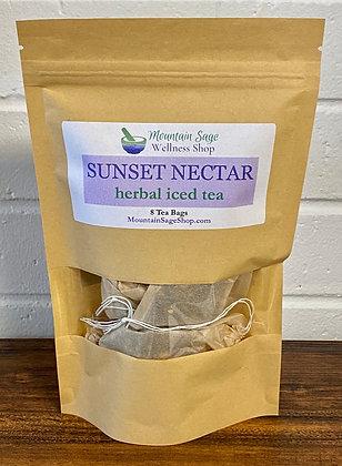 Sunset Nectar Herbal Iced Tea