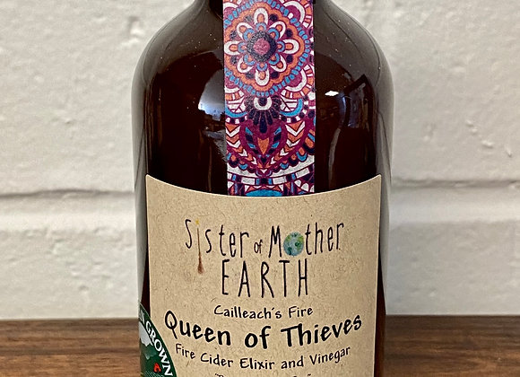 Queen of Thieves Fire Cider
