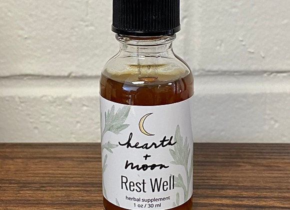 Rest Well Herbal Tincture