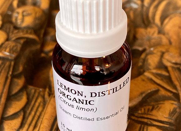 Lemon EO Distilled