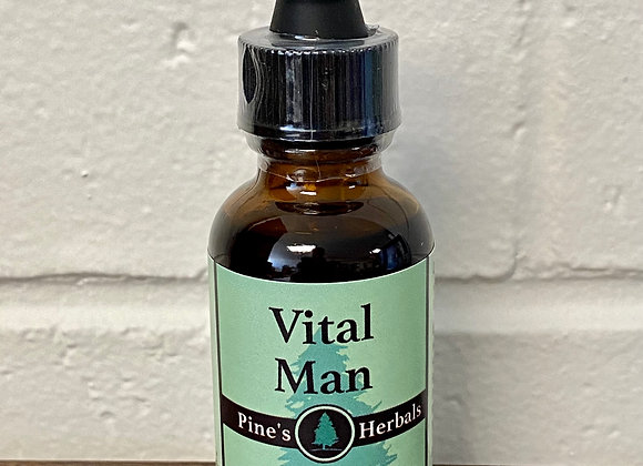 Vital Man Herbal Tincture