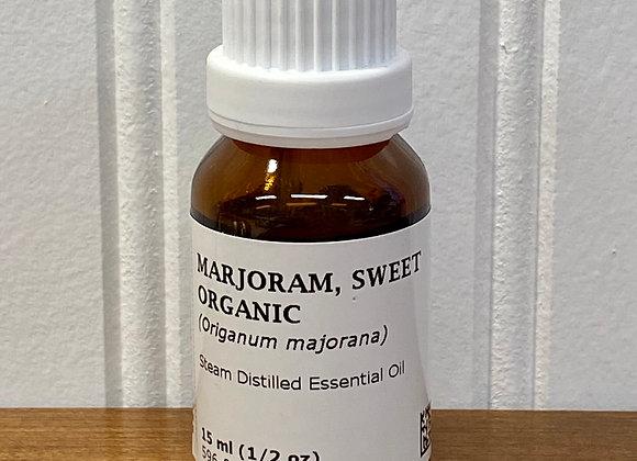 Marjoram, Sweet Essential Oil, Organic