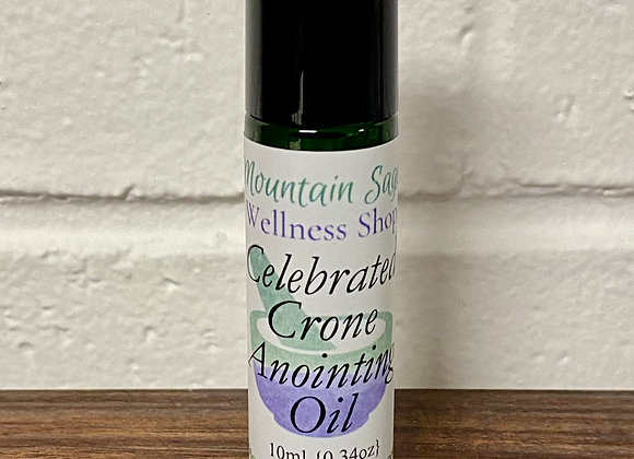 Celebrated Crone Anointing Oil ∣ Mountain Sage Wellness Shop