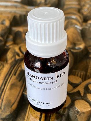 Mandarin, Red EO