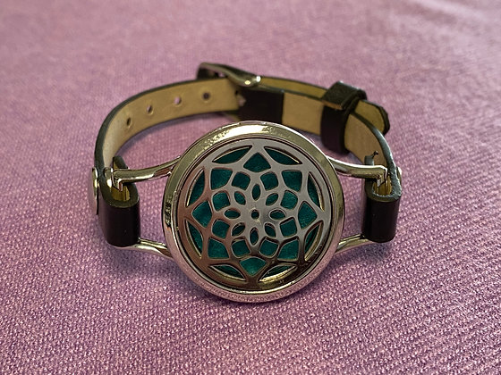 Single Strap Diffuser Bracelet ~ Seed of Life