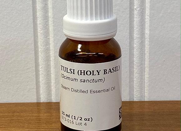 Tulsi {Holy Basil} Essential Oil