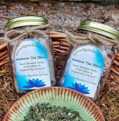 Immune Herbal Tea Blend
