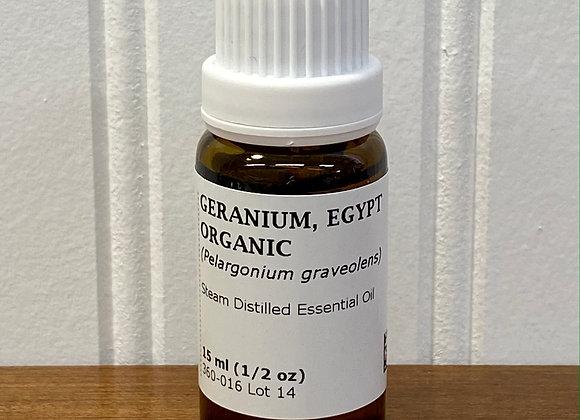 Geranium, Egyptian Essential Oil, Organic