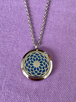 Diffuser Necklace ~ Seed of Life