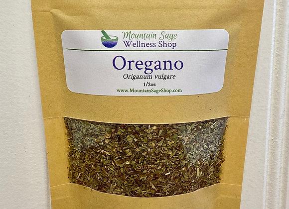 Organic Oregano ∣ Herb Shop ∣ Bulk Herbs ∣ Organic Herbs ∣ Mountain Sage Wellness Shop