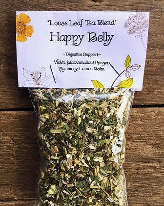 Happy Belly Herbal Tea Blend