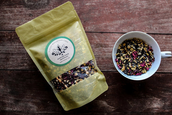 Foggy Mountain Grey Herbal Tea Blend