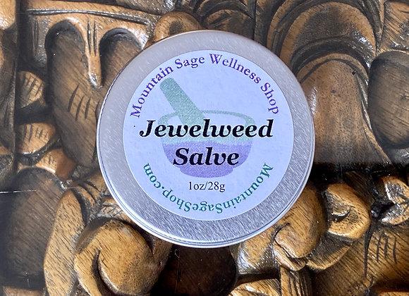 Jewelweed Salve