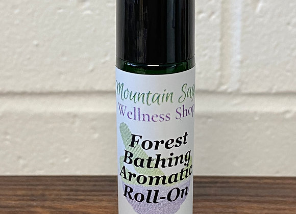Forest Bathing ∣ Mountain Sage Wellness Shop