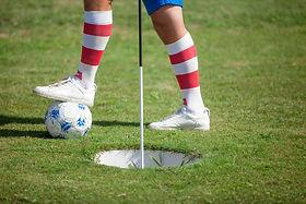 FootGolf Player