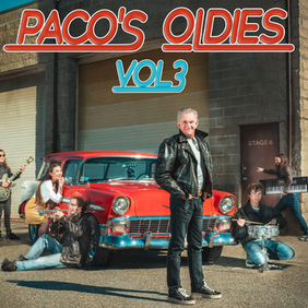 Paco's Oldies Vol 3. featuring Paco's Band