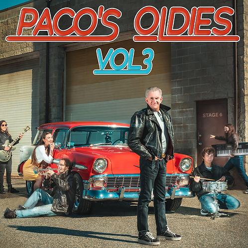 Paco's Oldies Vol 3 - Physical CD
