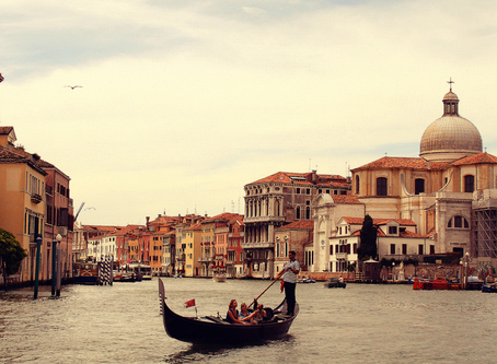 The Trip of a Lifetime to Italy (With a much unexpected Surprise of a Lifetime)