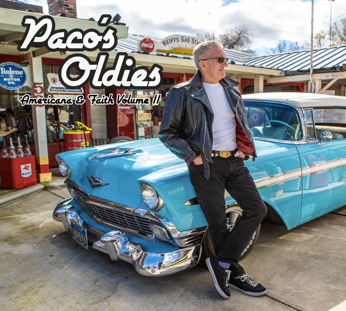 Paco's Oldies Americana & Faith Vol II