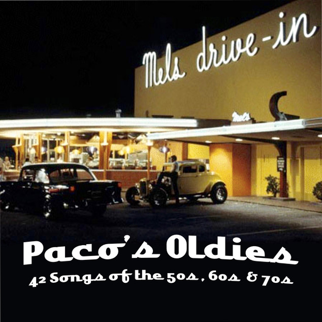 Paco's Oldies Vol I