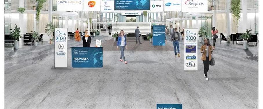 Triumph riunisce la sanità pubblica mondiale in digitale