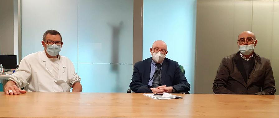 Il dottor Marco Luigi Maria Berlusconi è il nuovo primario di Ortopedia