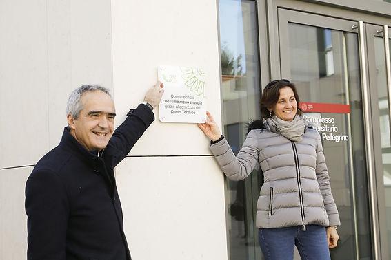Assegnato dal GSE all'Università di Padova per i lavori sul Complesso immobiliare