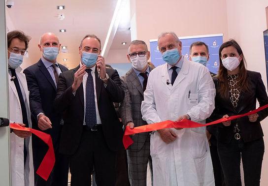 Inaugurata oggi la prima Ronald McDonald Family Room milanese per le famiglie dei bambini ospedalizzati
