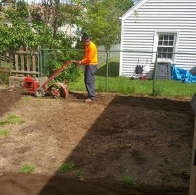 Preparing for a Vegetable Garden