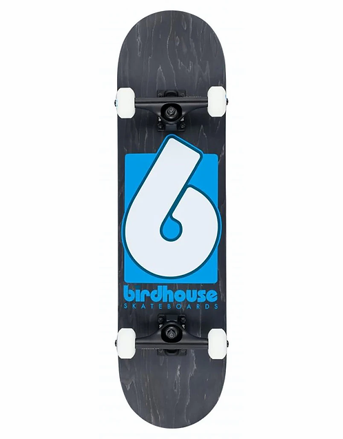 "Birdhouse B Logo Stage 3 Complete Skateboard 8"""