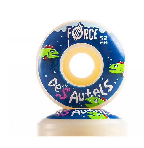 Force Doug Des Autels Fish  Wheels - 52mm