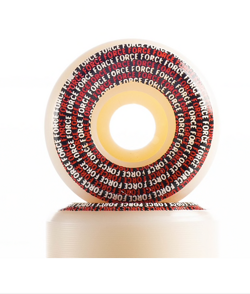 Conical Spiral Wheels 53mm